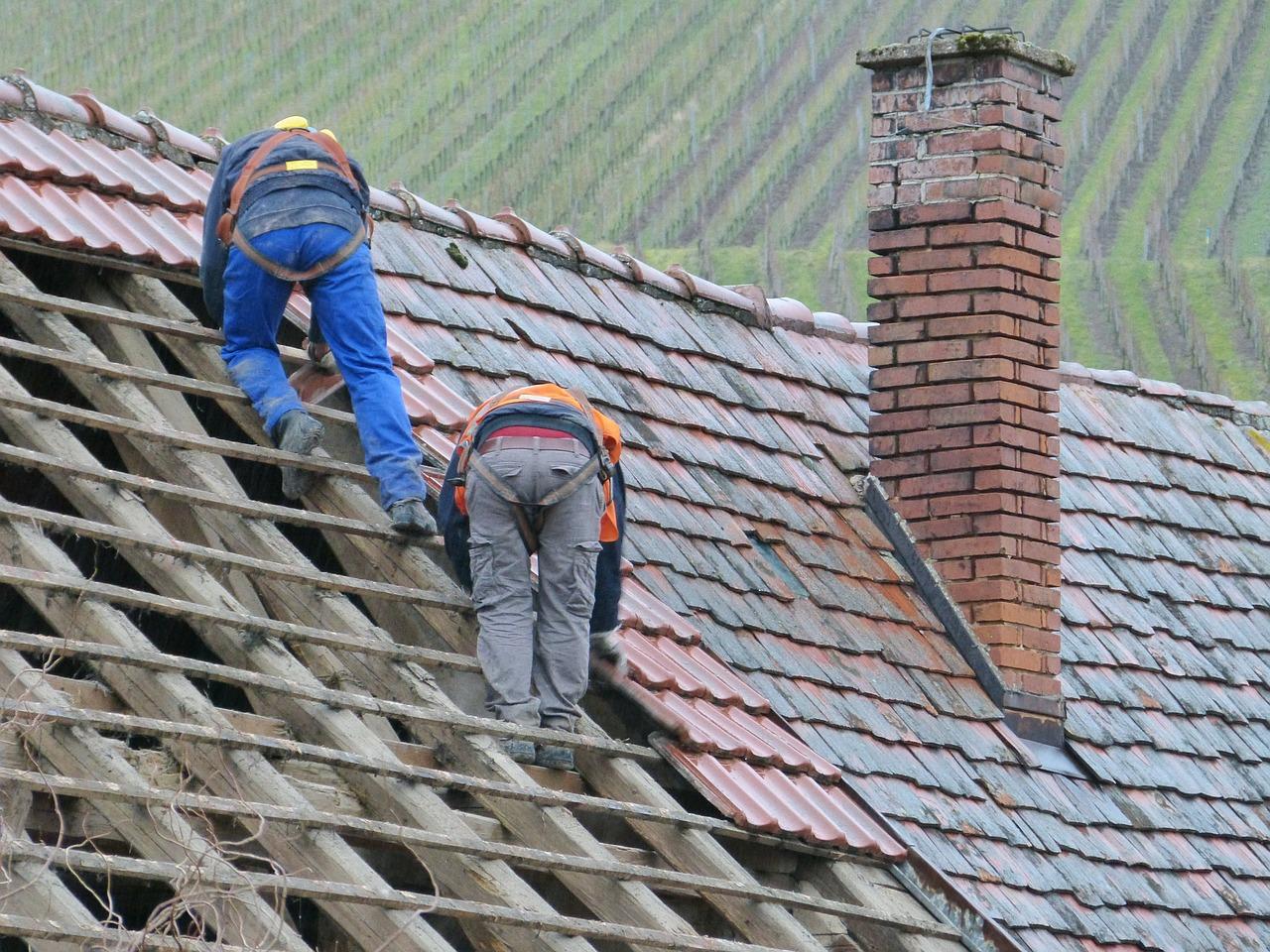 Huerfano roofing